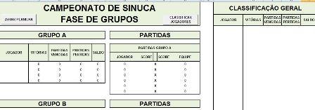 Campeonato de Sinuca